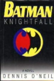BATMAN: KNIGHTFALL (Bantam Spectra Book) de…