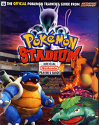 Pokemon Stadium Official Player's Guide…