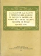 CATALOGO DE LAS CARTAS Y PETICIONES DEL…