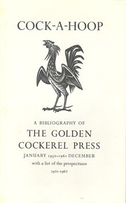 Cock-a-hoop - A Sequel to Chanticleer,…