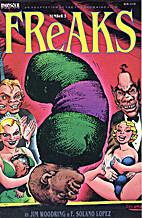 Freaks 3 by Jim Woodring