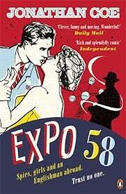 Expo 58: A Novel by Jonathan Coe