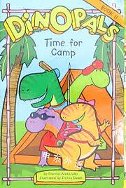 Dinopals - Time for Camp