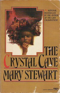 an analysis of galapas relationship with merlin in the novel the crystal cave by mary stewart
