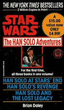 The Han Solo Adventures by Brian Daley