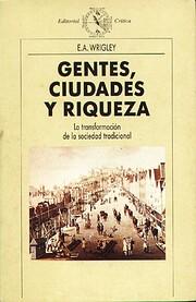 Gentes, Ciudades y Riqueza (Spanish Edition)…