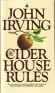 Cider House Rules de John Irving