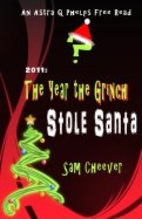 The Year the Grinch Stole Santa: A Free…