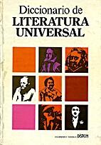 Diccionario de literatura universal by Roger…