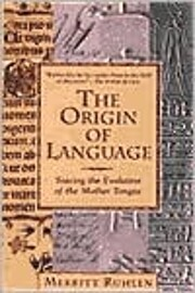 The Origin of Language: Tracing the…