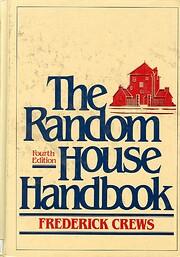 The Random House Handbook por Frederick C.…