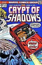 Crypt of Shadows # 21