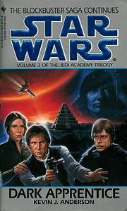 Dark Apprentice (Star Wars: The Jedi Academy…