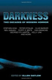 Darkness: Two Decades of Modern Horror –…