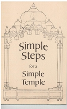Simple Steps for a Simple Temple by HH…