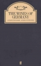 The wines of Germany by Frank Schoonmaker
