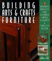 Building Arts & Crafts Furniture: 25…