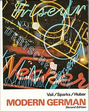 Modern German de Van Horn Vail
