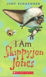 I Am Skippyjon Jones af judy schachner