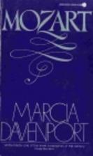 Mozart by Marcia Davenport