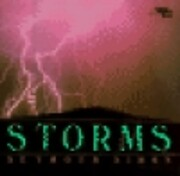Storms por Seymour Simon
