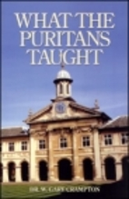 What the Puritans Taught: An Introduction to…