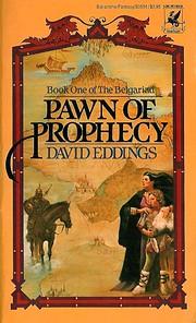 Pawn of Prophecy (Belgariad) de David…