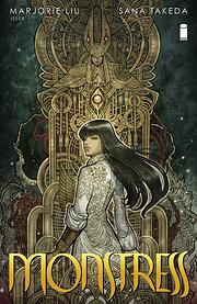 Monstress #1 by Marjorie Liu