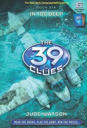 In Too Deep (The 39 Clues) av Jude Watson