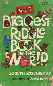 Biggest Riddle Book in the World –…