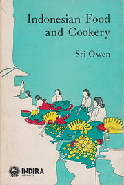 Indonesian Food and Cookery de Sri Owen