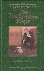 The Thirty-Nine Steps (Classic Adventures)…