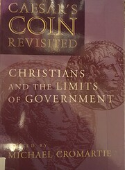 Caesar's coin revisited : Christians…