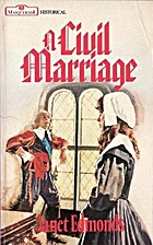 A Civil Marriage by Janet Edmonds