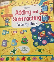Adding and Subtracting Activity Book by…