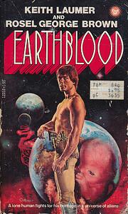 Earthblood por K. Laumer