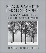 Black and white photography : a basic manual…