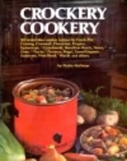 Crockery Cookery – tekijä: Mable Hoffman