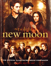 New Moon: The Official Illustrated Movie…