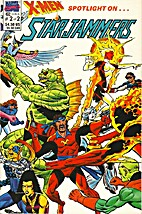 X-Men: Spotlight On... Starjammers #2 -…