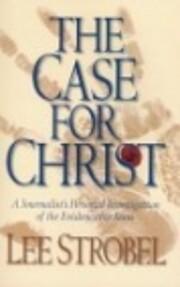 Case for Christ Hc MM - Fcs