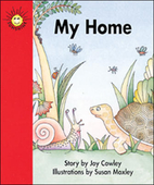 My Home by Joy Cowley