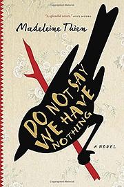 Do not say we have nothing : a novel par…