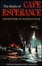The Battle of Cape Esperance: Encounter at…