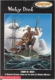 Moby Dick Read 180 af Terry M West