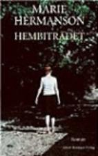 Hembiträdet : roman by Marie Hermanson