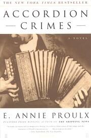 Accordion Crimes – tekijä: E. Annie…