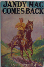 Jandy Mac Comes Back by Elsie J. Oxenham