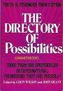 Directory of Possibilities - John Grant