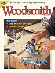 Woodsmith Magazine av Terry J. Strohman